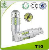 Luz do diodo emissor de luz do poder superior T15 80W auto