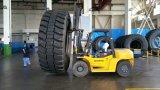 任意選択固体タイヤおよびSideshifterの7トンのフォークの揚げべら