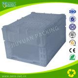 Cor branca PP que dobra a caixa plástica
