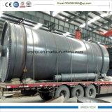 기계 재생 기름을 바르는 12 톤 타이어