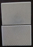 Plaat van het Gasfornuis van de Honingraat van het cordieriet de Infrarode Ceramische voor LPG