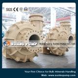 L'exploitation entretient la pompe centrifuge de boue de matériel