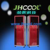 Koelend Ventilator van de Airconditioner van de Tribune van het Stootkussen de Mobiele Met freewheel