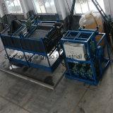 Macchina del ghiaccio in pani per le sciabiche di pesca & gli impianti di lavorazione dei pesci