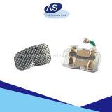 高品質345のホックのセリウムのFDA ISOの歯の歯科矯正学MIMブラケット