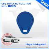 운전사 ID를 가진 차량 추적자는, ID 보고 Oct600 확인한다