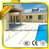 cerca da piscina do vidro laminado da segurança de 10.38mm com Ce/ISO9001/CCC