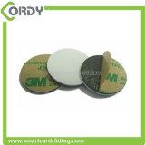Mini RFID MIFARE Classic 1K 13,56MHz etiqueta de disco de PVC