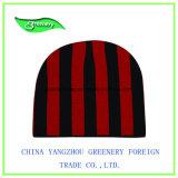 昇進の赤い高品質の方法冬の帽子のニットの帽子