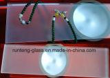 Il vetro glassato decorativo/acido ha inciso il vetro di vetro/Frosting