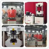 Máquina de prueba universal hidráulica de la fuerza extensible 1000kn