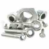 Hot Selling High Quality Exotic Alloy Super Duplex 2507 Hex Bolt / Hex Nut / Allen Bolt / Stud / Rondine Washer
