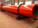 回転式ドラム乾燥機の石炭粘着物の乾燥装置