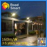 Intelligente Solar-LED-Straßen-Garten-Bahn-im Freienlicht