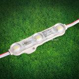 12V à prova de injecção SMD módulos LED de iluminação branca brilhante