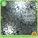 벽 Decoration Panel 304 Lobby 홀 Decors를 위한 201의 SGS Metal Sheets 8k Etching Surface