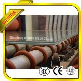 4mm-19mm claro vidrio laminado templado para la construcción de muro cortina