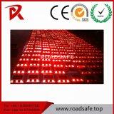 Goujon r3fléchissant solaire de clignotement en gros de route des plots réflectorisés de la sécurité routière d'usine IP68 DEL