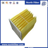 De Filter van de Zak van de Airconditioning van de efficiency F5