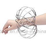 교류 반지 활동적인 봄 장난감 휴대용 전송 부대 활동적인 3D 모양 다중 감각 대화식 봄 장난감을%s 가진 다중 감각 대화식 3D에 의하여 형성되는 교류 반지