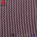 Plaine de haute qualité tricot couleur par câble de jeter de l'acrylique couverture avec Tassel