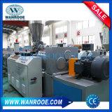 Placa de plástico de venda quente/Painel plástico/PVC máquina extrusora a linha de fabricação de tubagens