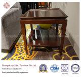 Moderne Hotel-Möbel mit hölzernem seitlichem Tisch mit Regal (20-055-1)