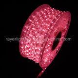 Tira de LEDS de luz rosa de la luz de la cuerda tienda de decoración de Navidad