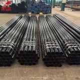 ASTM A36 탄소 관 검정 둥근 ERW 강철 관