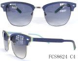 Zonnebril van Eyewear van de Vrouwen van de Mannen van de Stijl van de manier de Unisex-
