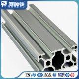 Profilo di alluminio di iso della fabbrica con rifinitura anodizzata della superficie del nastro