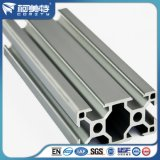 Perfil de aluminio de la ISO del OEM con la superficie anodizada de la hebra
