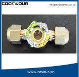 Het Glas van het Gezicht van de Indicator van de Stroom van de Vochtigheid van Coolsour, de Delen van de Koeling