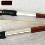 Qualitäts-hoch entwickelter festes Holz Pernambuco Violinen-Bogen 4/4