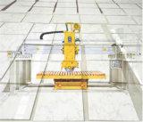 Mattonelle di pietra automatiche del granito di Sawing della tagliatrice del ponticello//controsoffitti di marmo