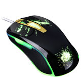 Computerhardware-ergonomische rechte Maus