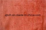 Tela durable del telar jacquar del poliester del color sólido para el sofá (FHT32001)