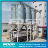 Qulified большинств силосохранилище популярного силосохранилища питания цыпленка стальное для хранения зерна