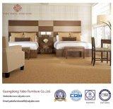 Haltbare Hotel-Möbel mit dem Bettwäsche-Raum eingestellt (YB-O-60)