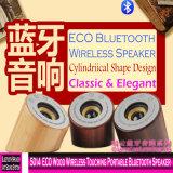 5014 Eco hölzerner Radioapparat rührender beweglicher Bluetooth Lautsprecher