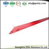 El aluminio anodizado marcos de TV para la decoración