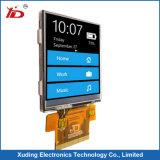 Blanc d'écran LCD sur le module bleu d'affichage à cristaux liquides d'ÉPI de caractère