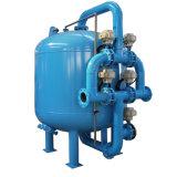 Промышленные автоматические быстрого песчаных фильтров в распространении системы подачи воды