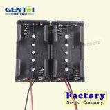 Hot la vente de support de batterie La batterie du compartiment de batterie avec fils