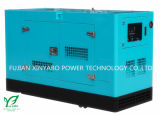 Комплект генератора Yabo GF3/160kw Рикардо тепловозный с Sounproof