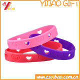 Newest Fashion Silicone Wristband for Gift (YB-LY-WR-48)