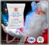 Het Dioxyde van het Titanium van het Type van Anatase met de Fabriek van het Pigment van 99%Min TiO2 in China