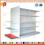 Prateleiras personalizadas Manufactured da gôndola do supermercado do ferro (Zhs462)