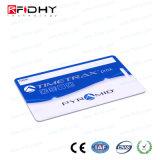 会員管理のための署名欄T5577の接触のカード