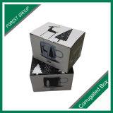 صنع وفقا لطلب الزّبون تصميم ورقة إبريق صندوق يعبر, عامة ورق مقوّى [كفّ موغ] [جفت بوإكس]